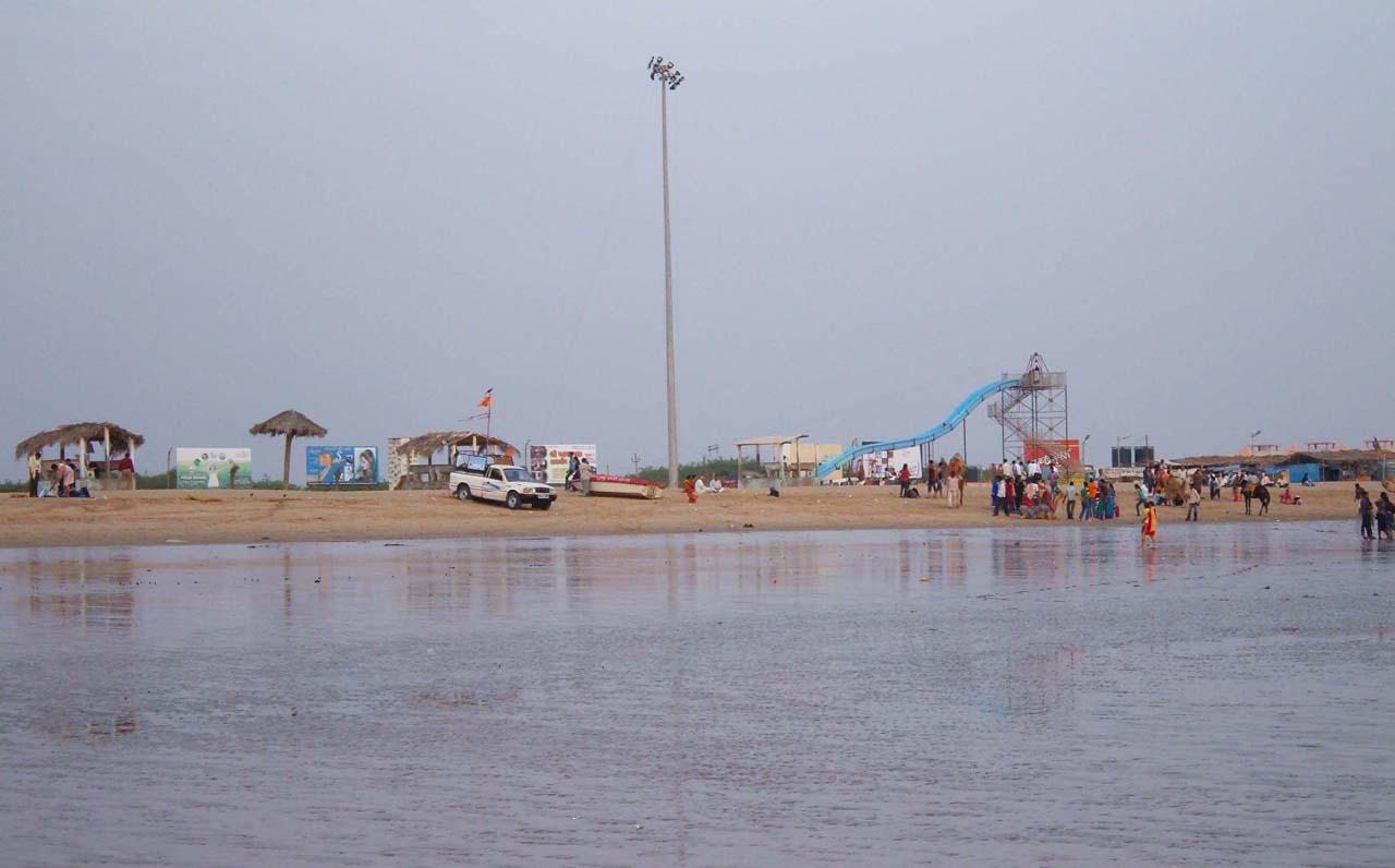 Mandvi Beach Gujarat