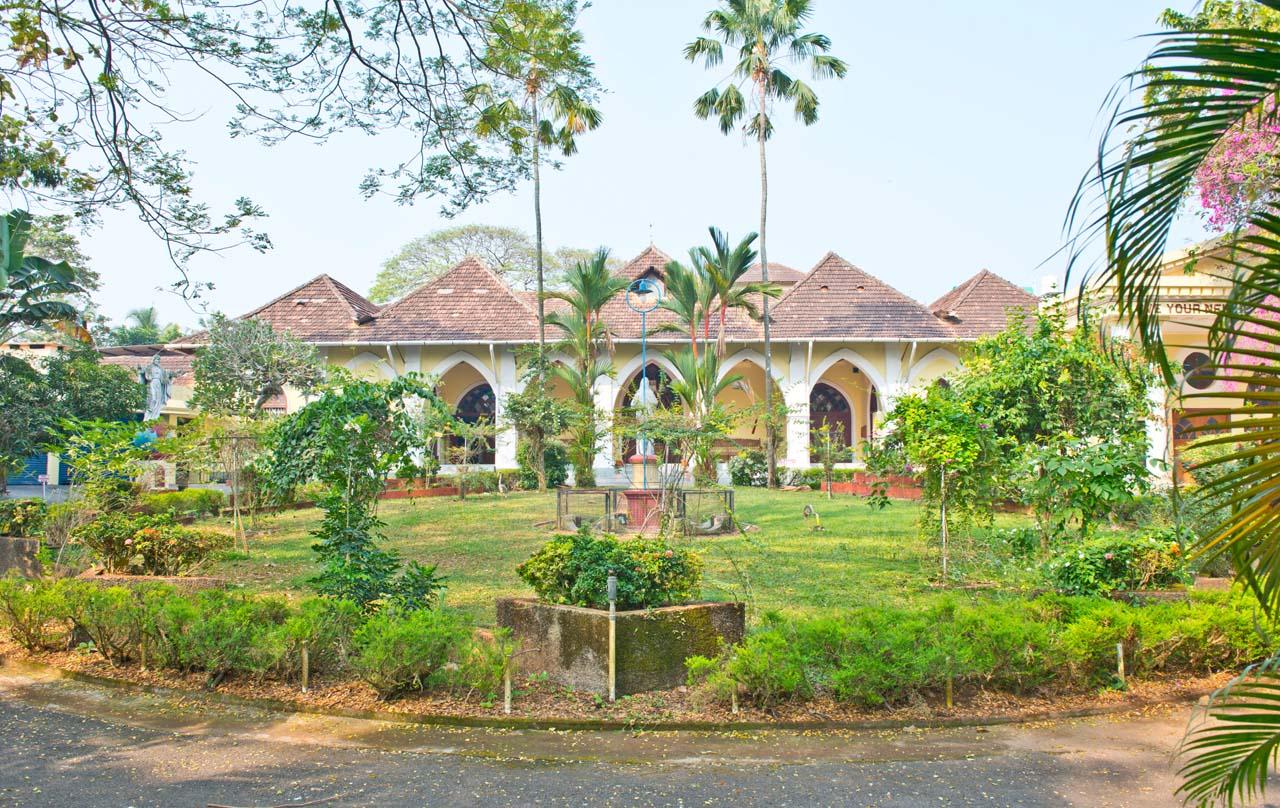 Bishop House in Fort Kochi
