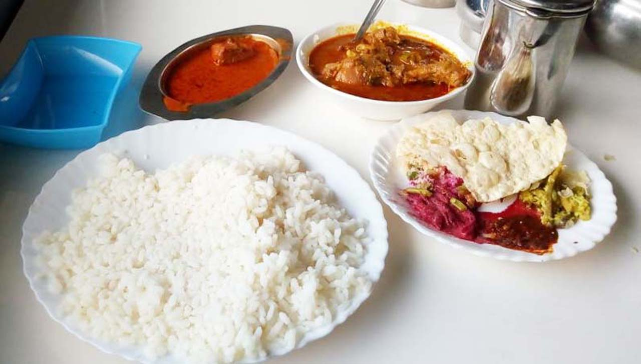 Kerala Meal