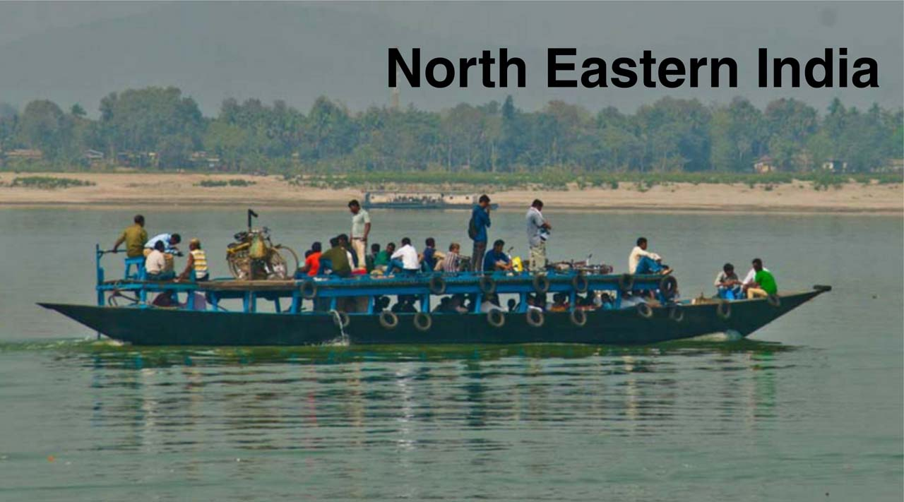 North Eastern India