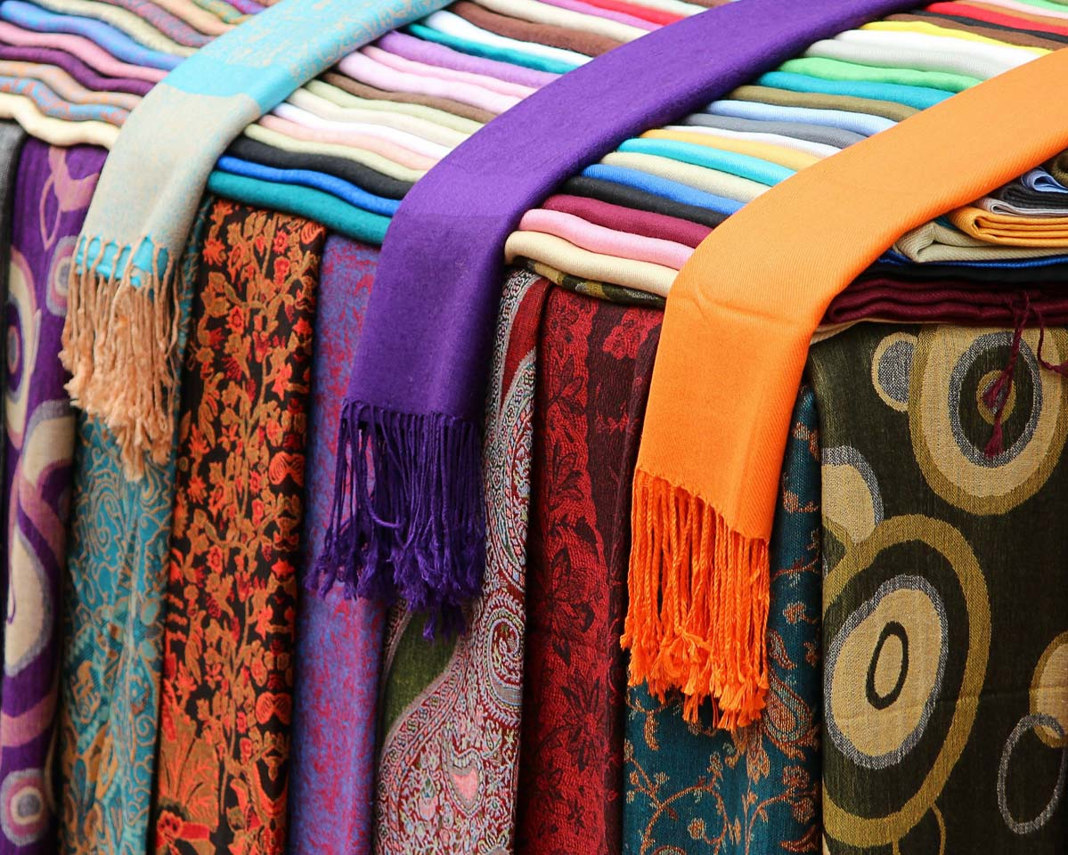 Indian Shawl and stoles