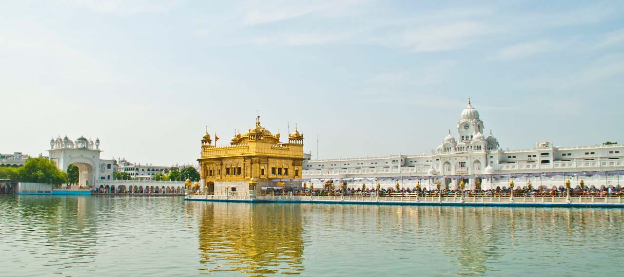 Golden Temple Amritsar overview