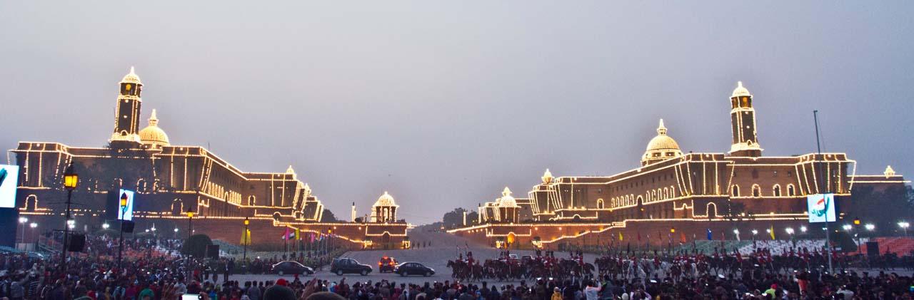Rashtrapati Bhavan New Delhi