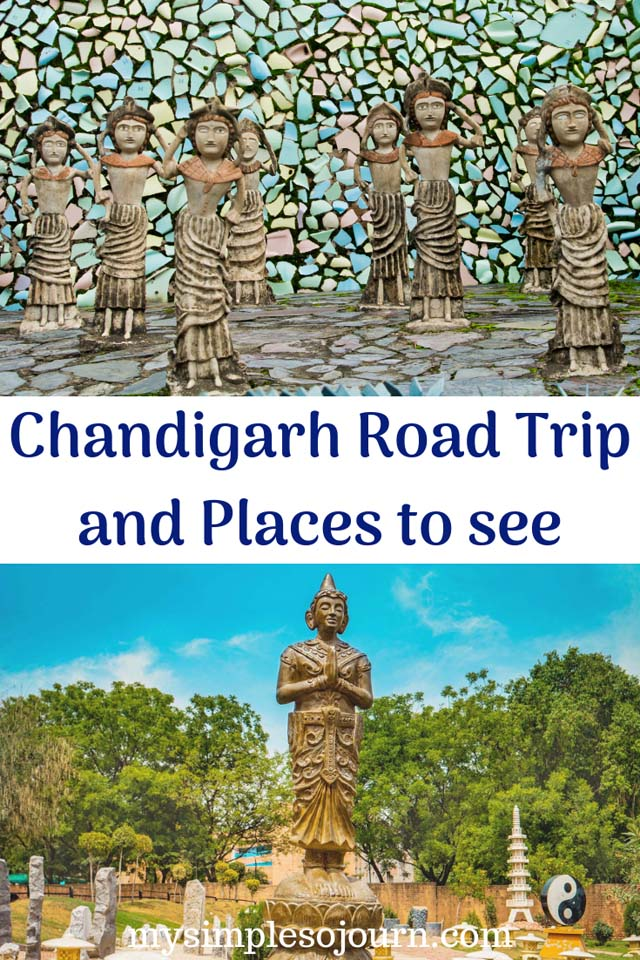 Delhi to Chandigarh by road and Chandigarh sightseeing in one day