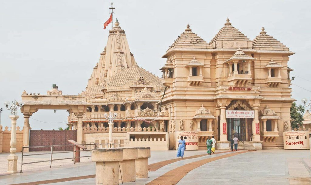 Somnath temple Gujarat