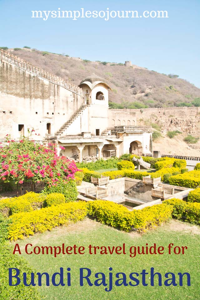 A complete travel guide for Bundi Rajasthan, India