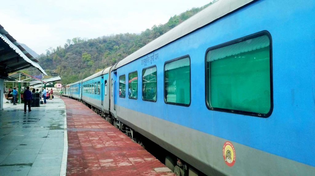 All about train travel and tips for traveling India by train solo