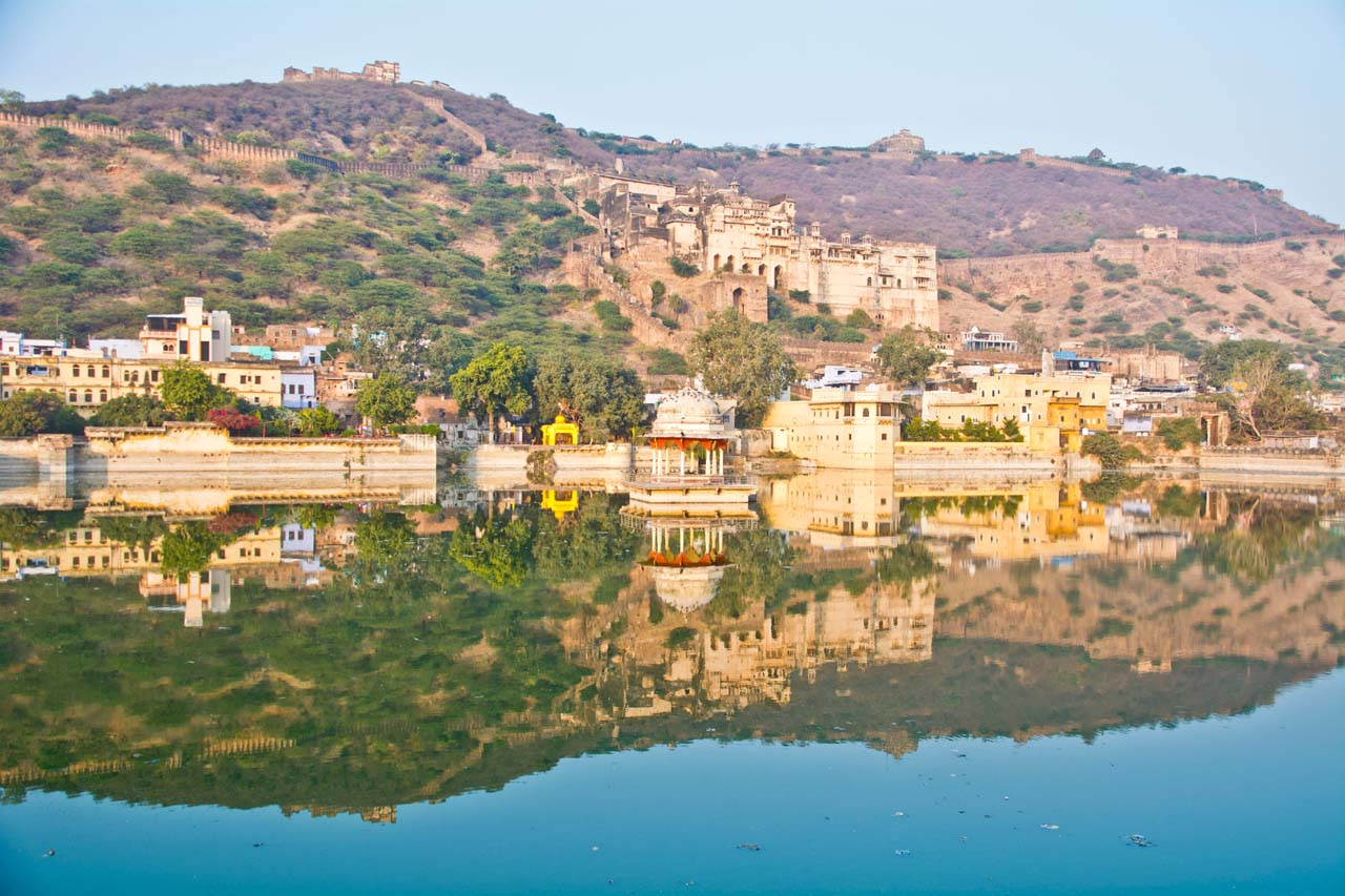 Nawal sagar lake Bundi