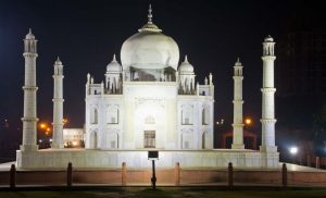 Taj Mahal at Seven wonder Park kota