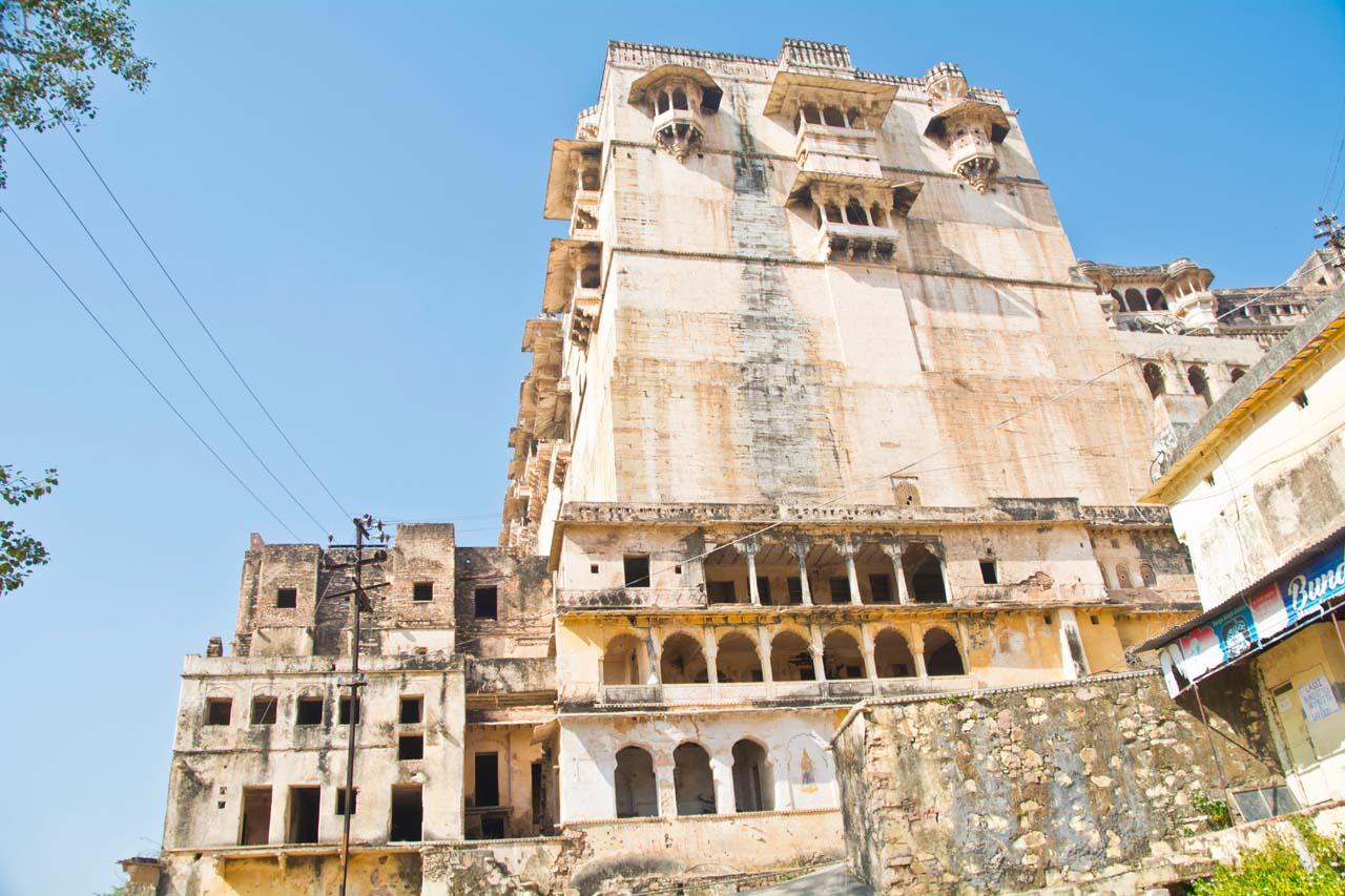 Taragarh Fort Bundi