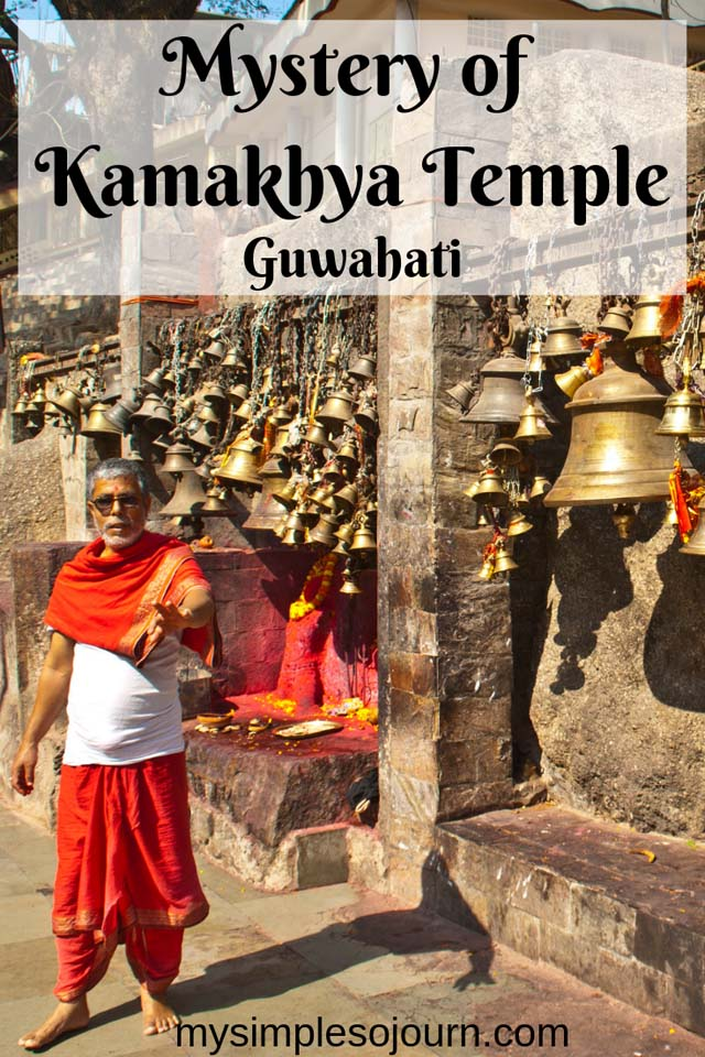 Kamakhya temple's mystery and other popular temples in Guwahati