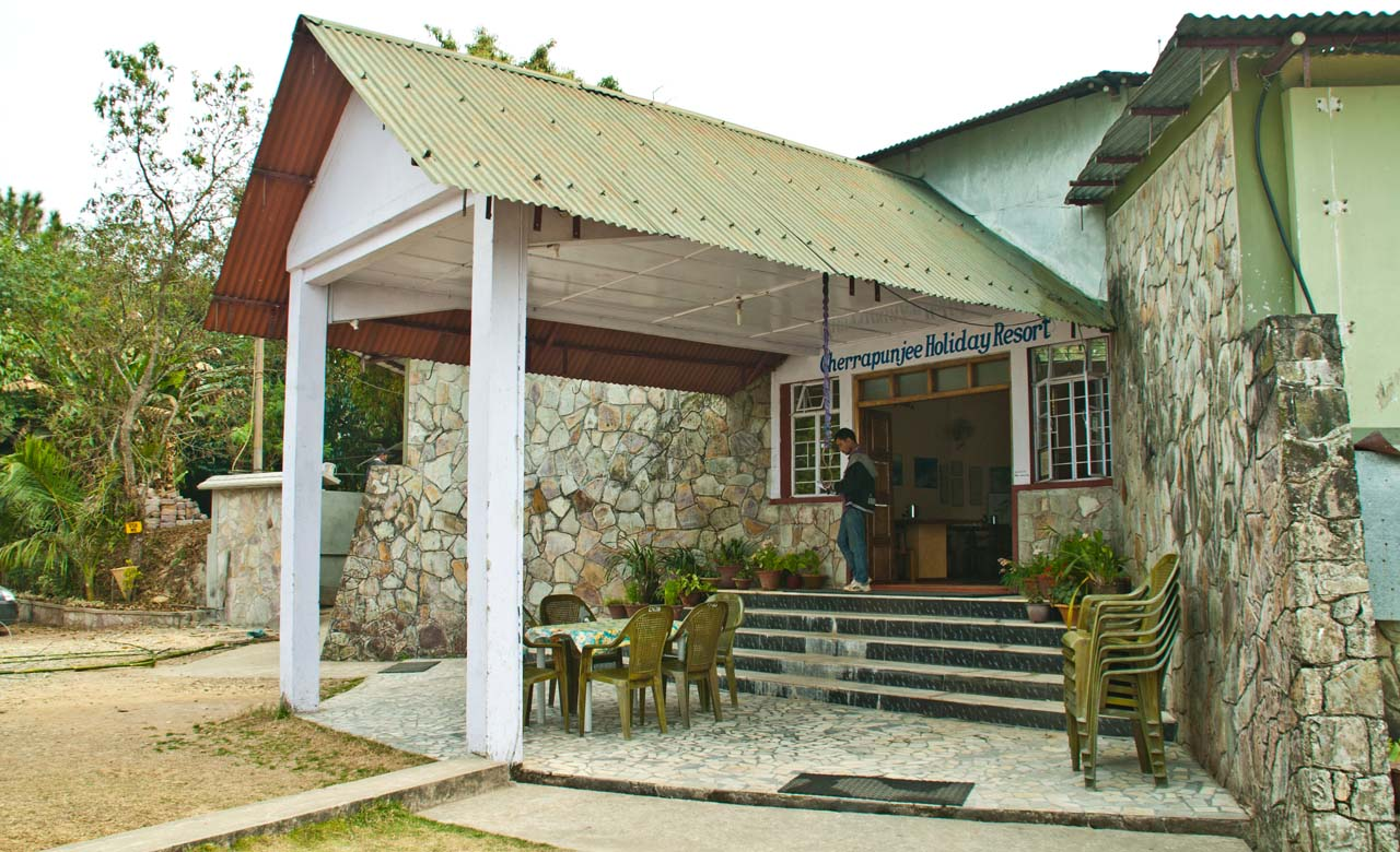Cherrapunjee resort