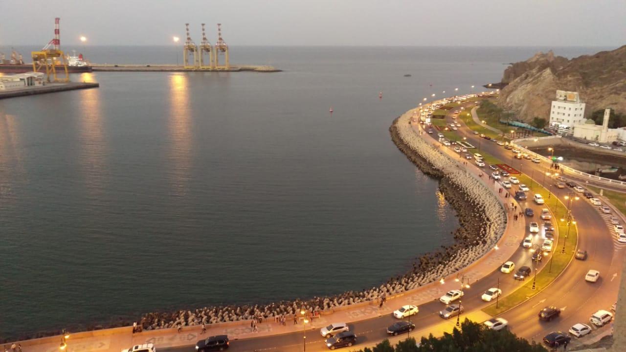 Muttrah in Muscat