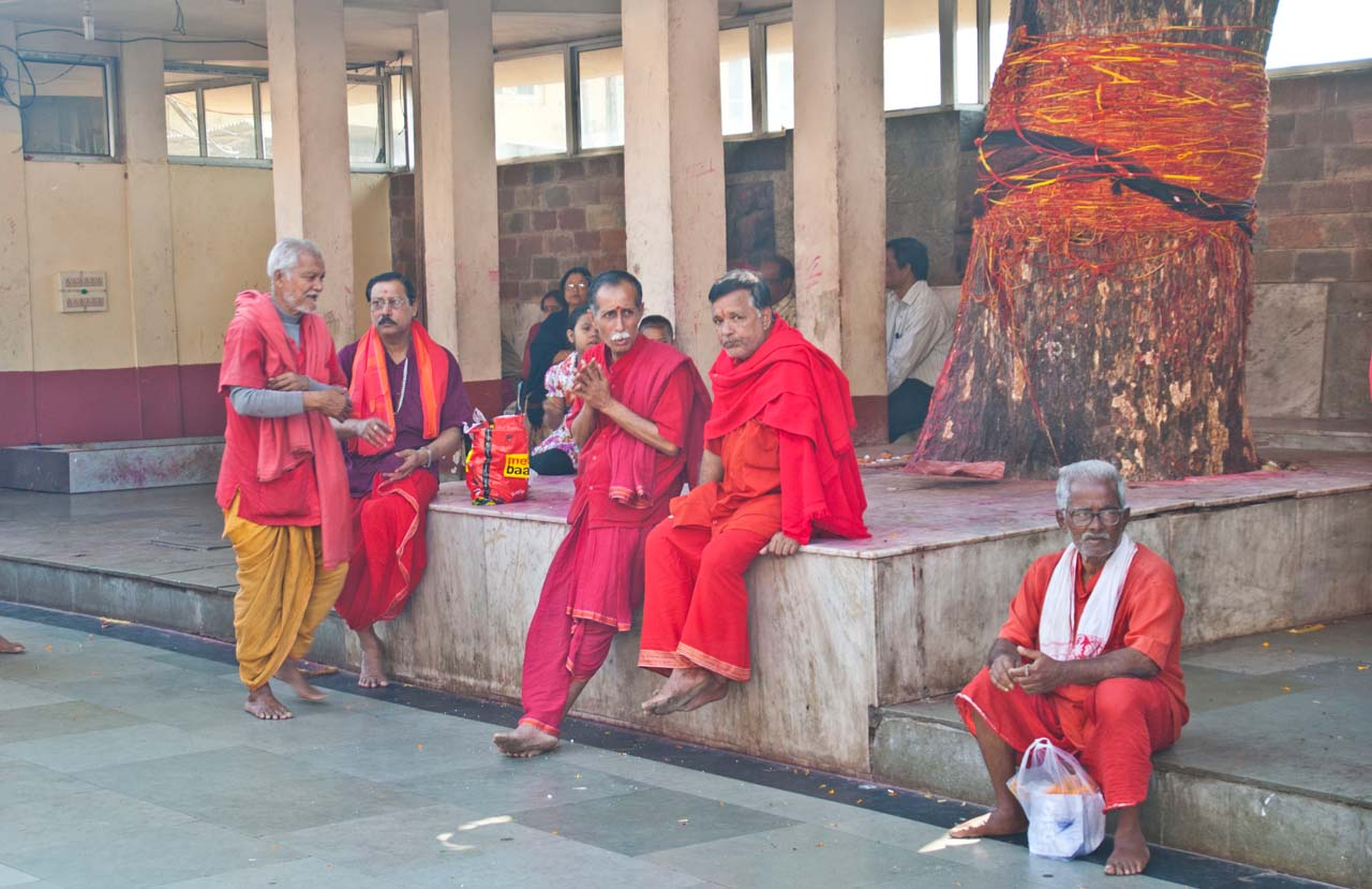 Inside Kamakhaya temple Guwahati
