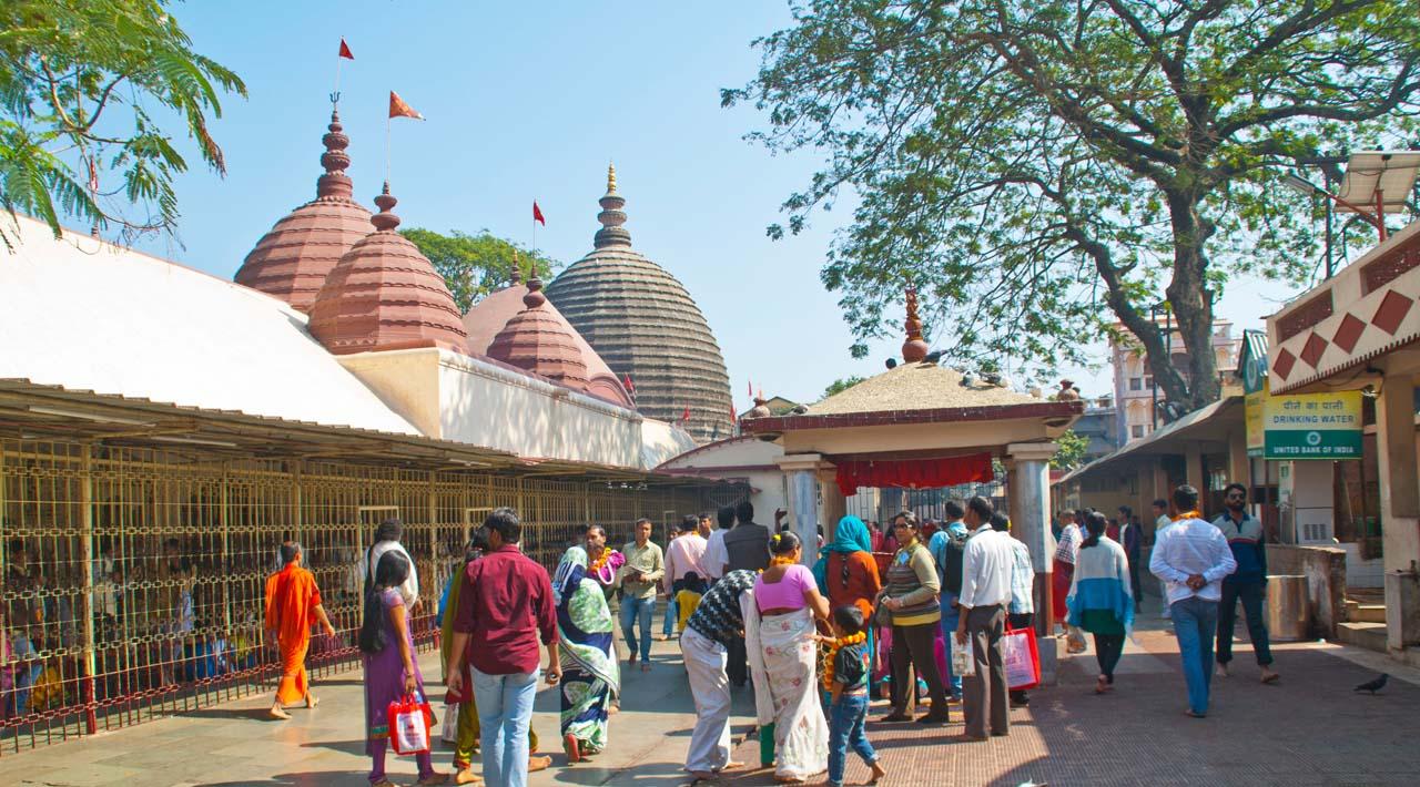 Kamakhaya temple Guwahati