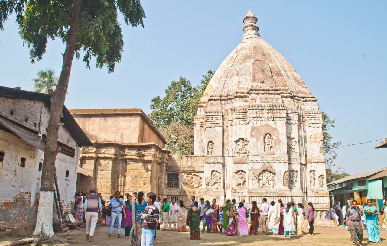 Temples of Hajo - Hayagriva Madhava Temple