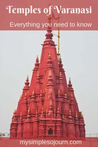 Kashi Vishwanath and other must visit temples of Varanasi