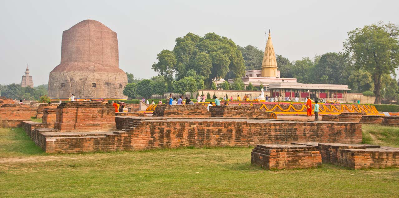 Sarnath from Varanasi