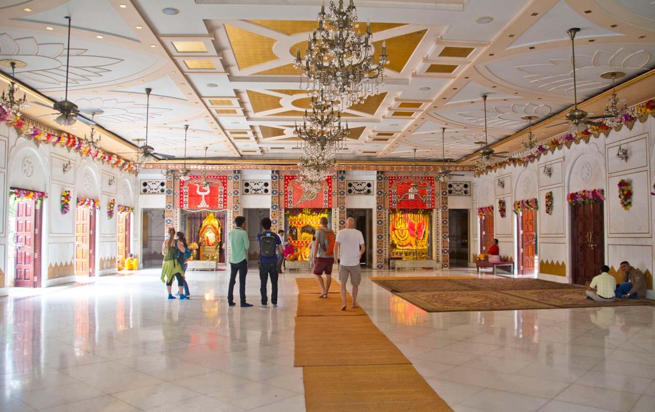 Tridev temple Varanasi