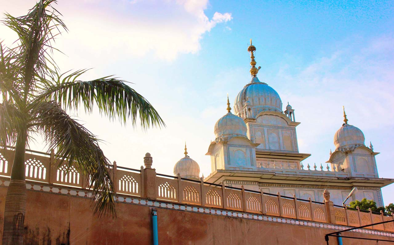 Gurdwara in Gwalior