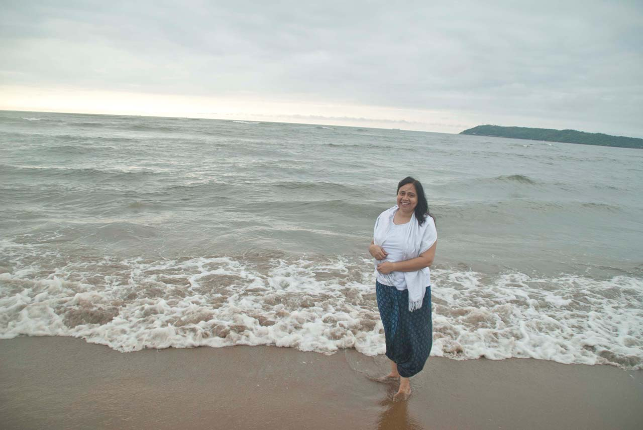 I at miramar beach Goa