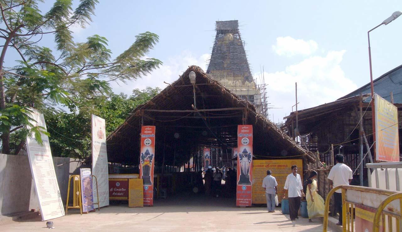 Arulmigu Manakula Vinayagar Temple