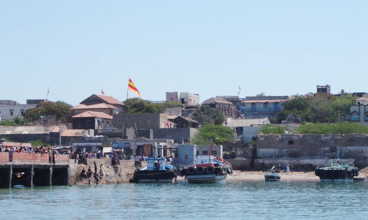 Bet Dwarka Gujarat