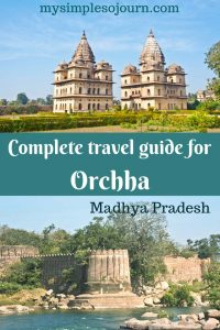Things to do and places to visit in Orchha in Madhya Pradesh