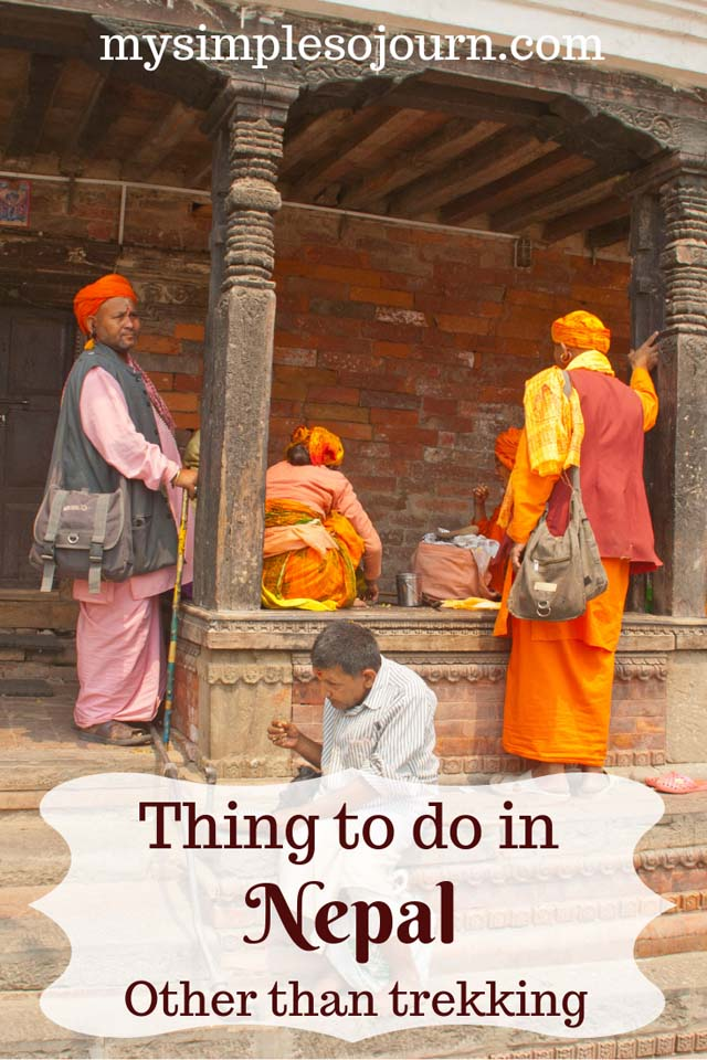 Interesting things to do in Nepal other than trekking