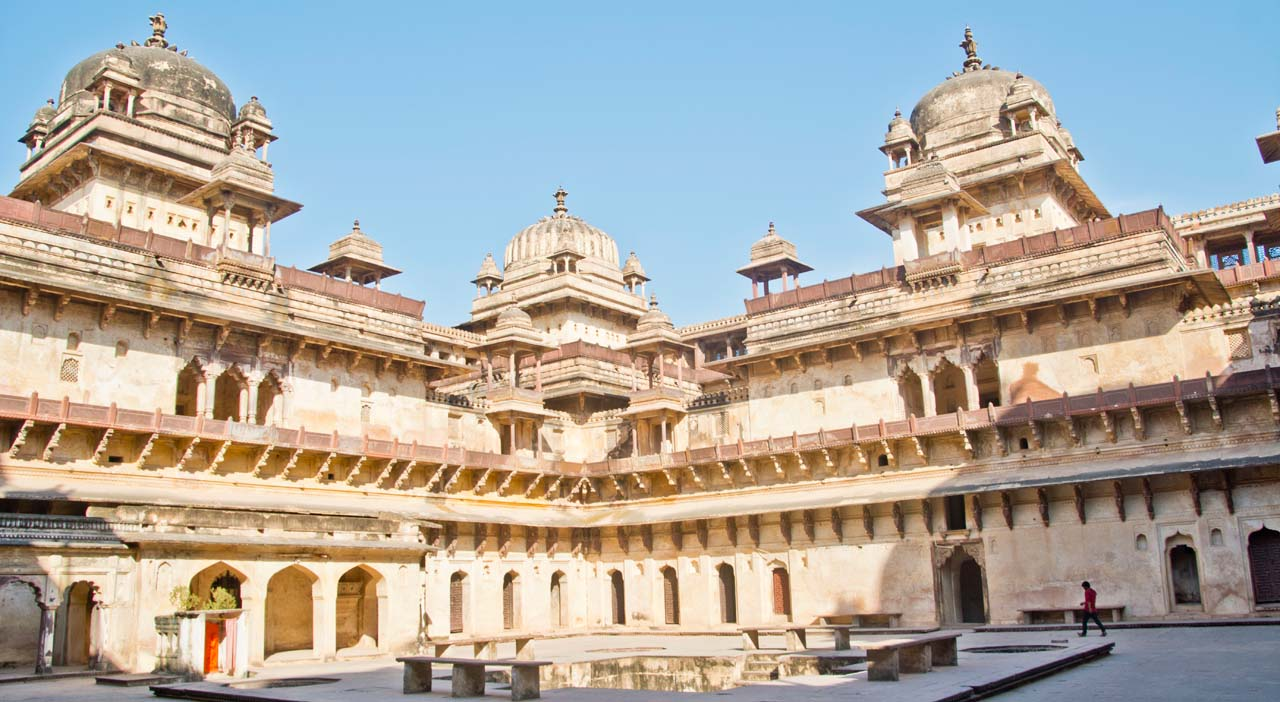 Best Places to visit in Orchha Madhya Pradesh