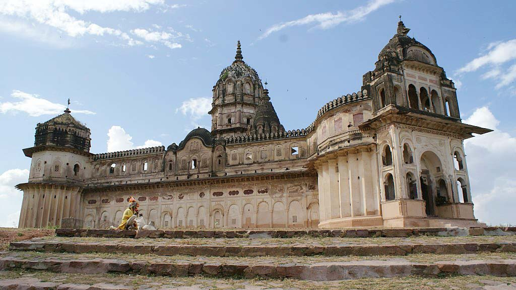 Laxmi Narayan temple Orchha