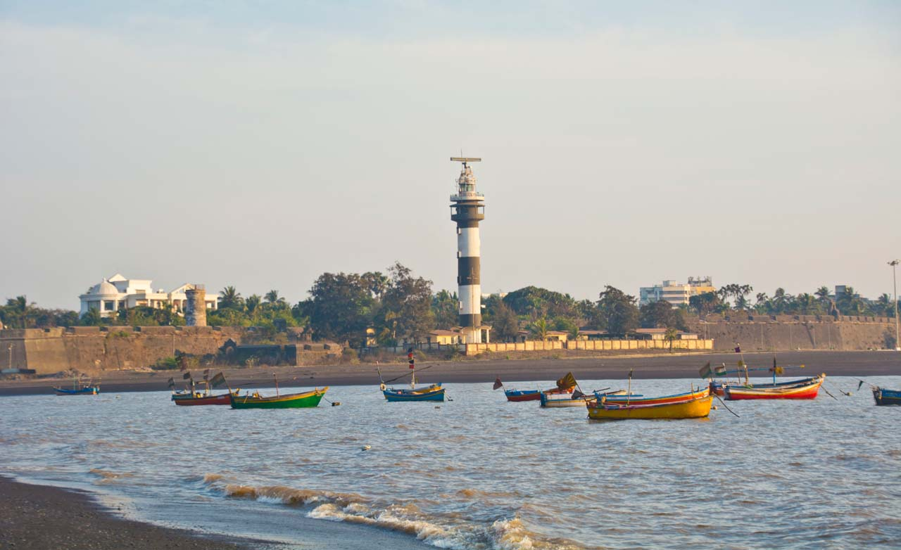 Light House in Daman