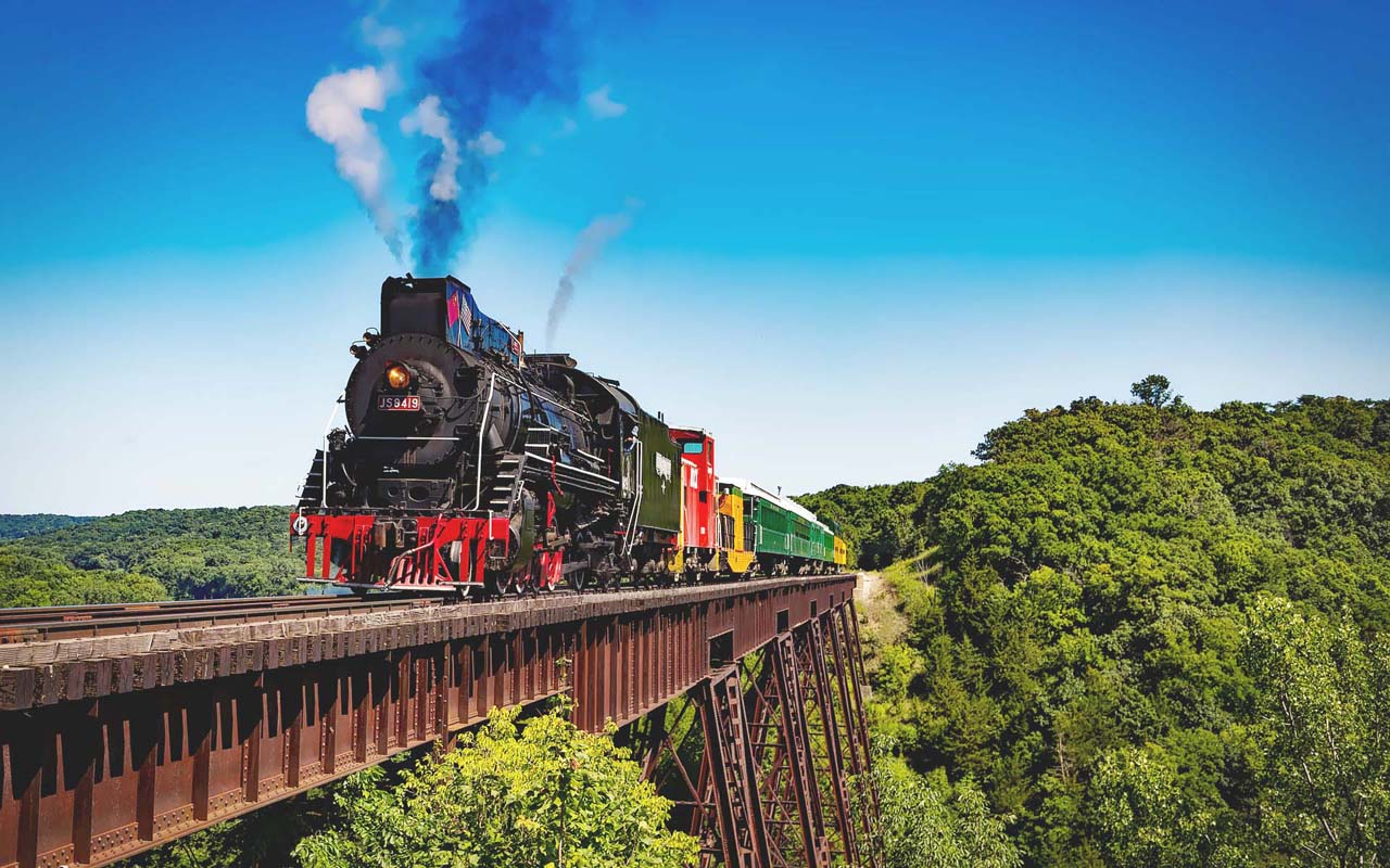 Best train trips in the world for an amazing experience