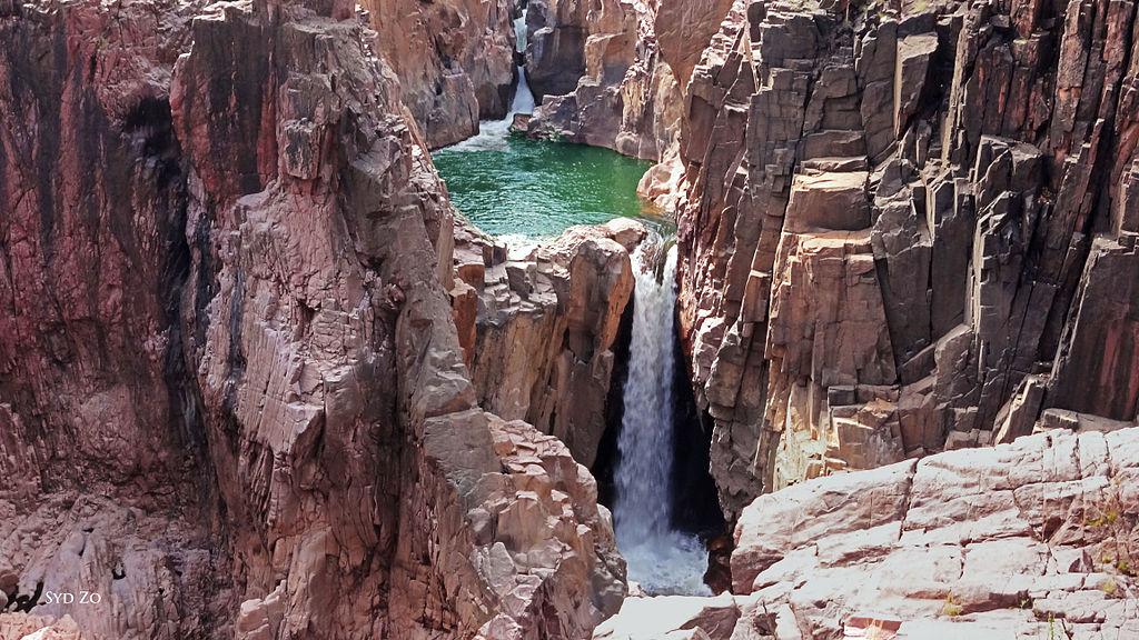 Raneh Falls Panna Madhya Pradesh