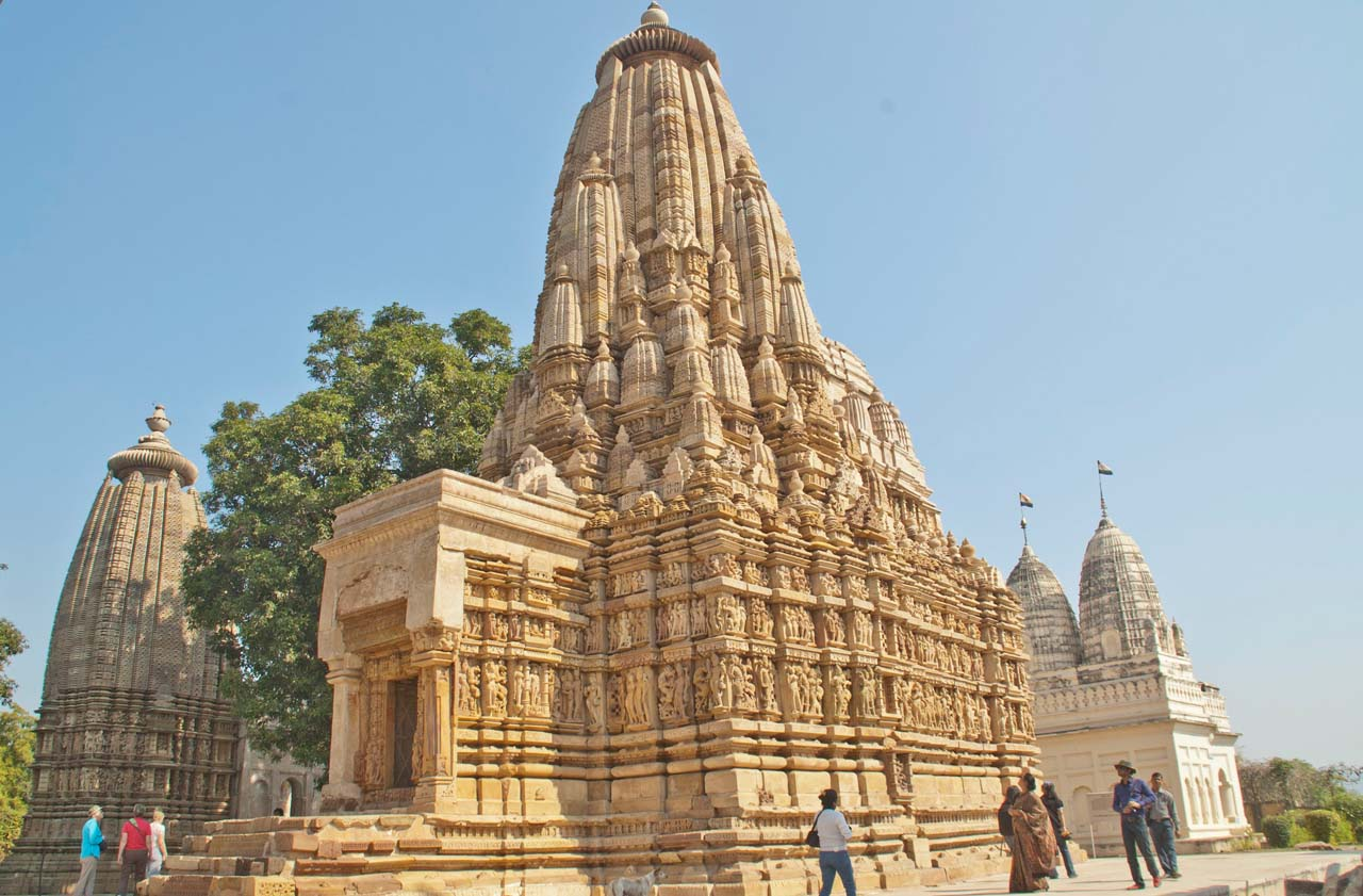 Jain Temple in Khajuraho