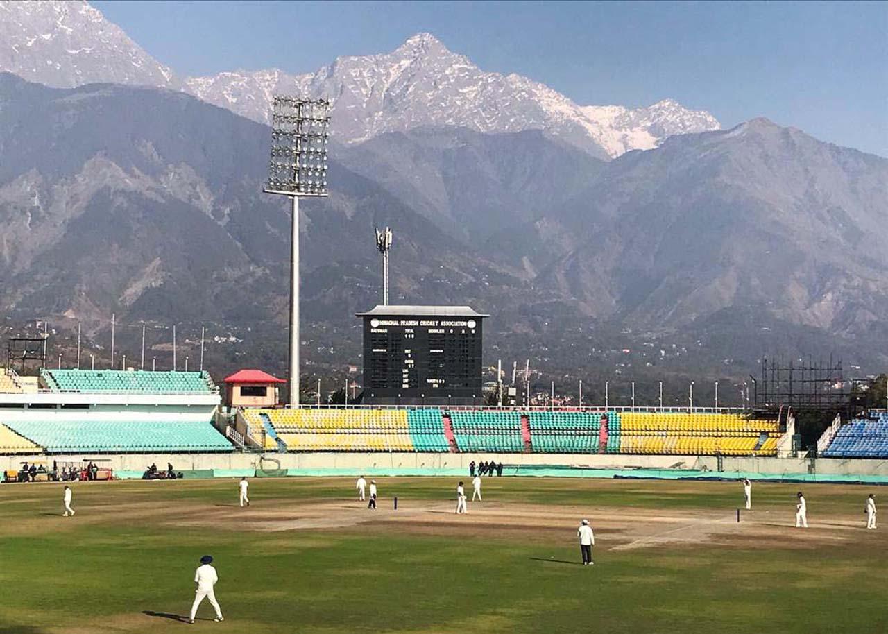 HPCA stadium, Dharmshala