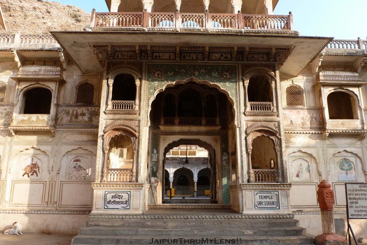 Galta ji temple Jaipur