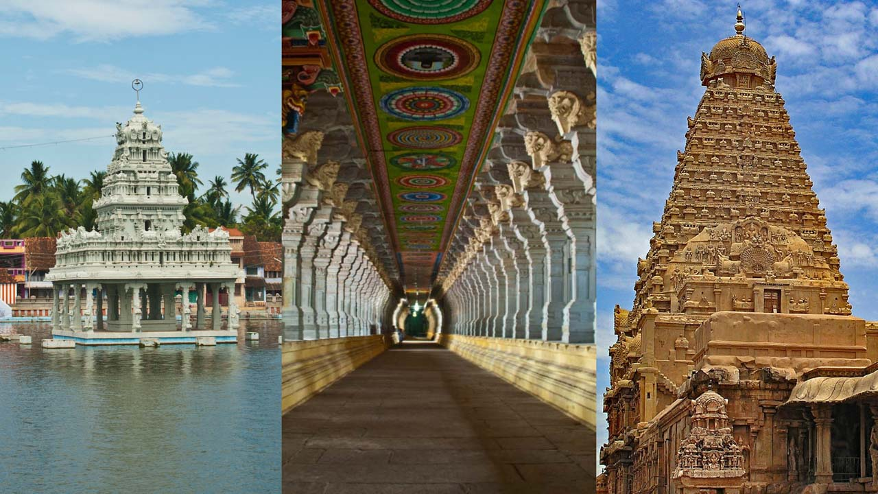 Must visit popular temples of South India