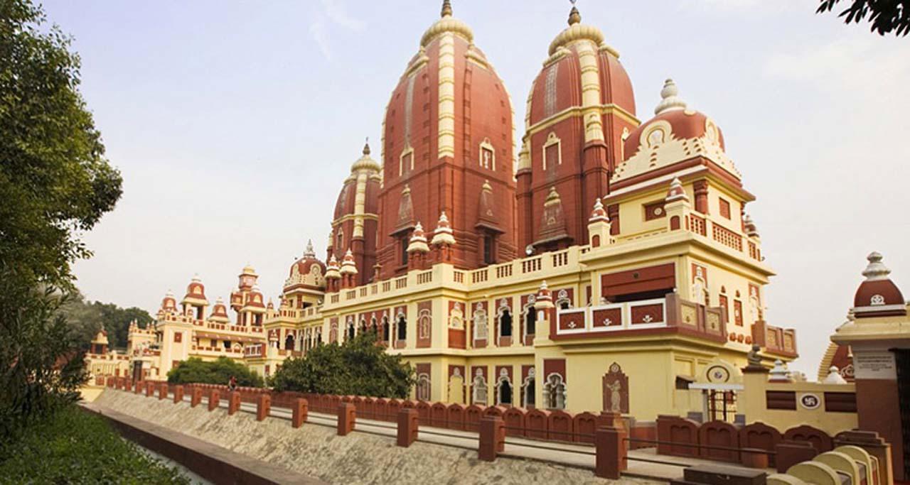 Lakhmi Narayan temple