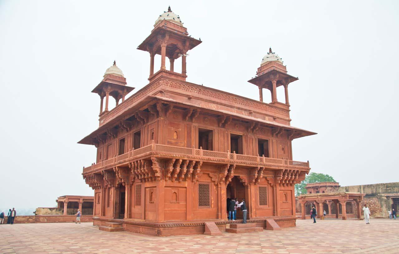 Diwan e Khas in Fatehpur Sikri Fort