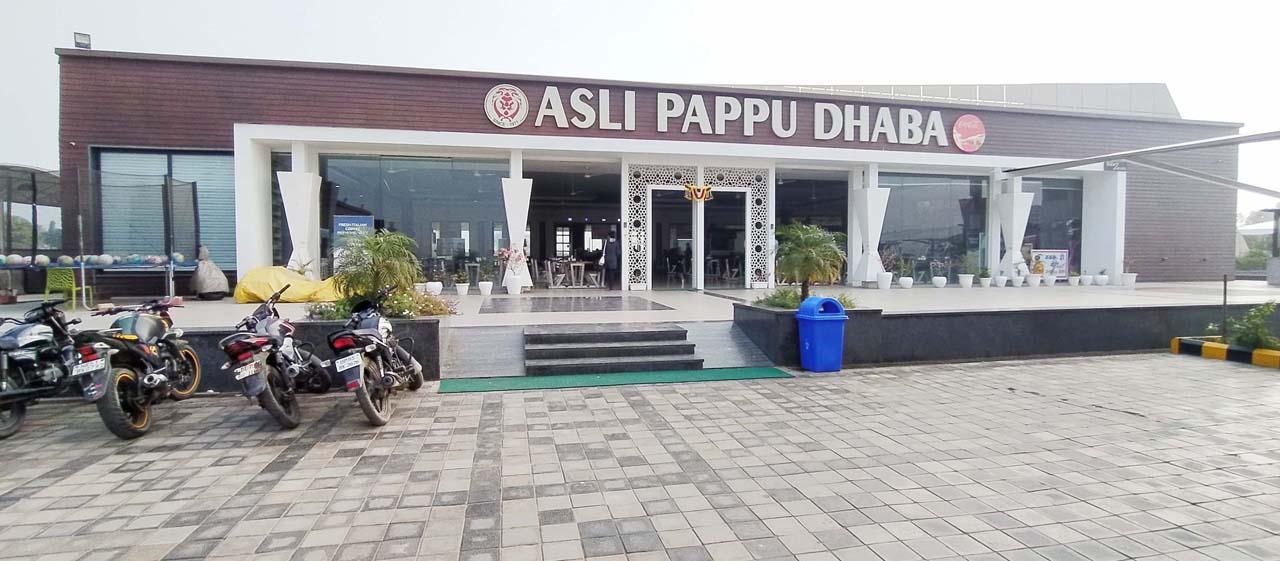 Asli Pappu Dhaba Kosi Kalan