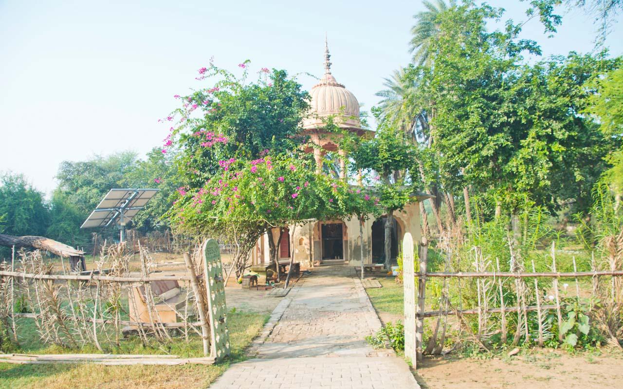 Keoladeo temple