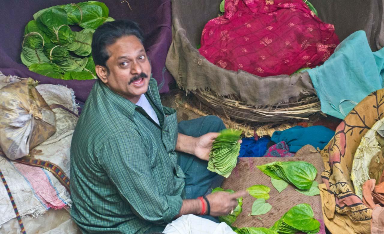 Varanasi Paan